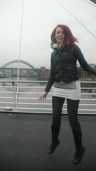 Newcastle Jump Tyne Bridge
