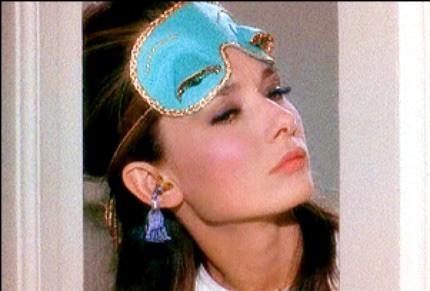 Audrey Hepburn Eyemask