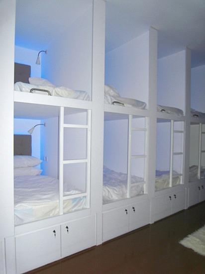 Habitat Hostels Blue Room Singapore