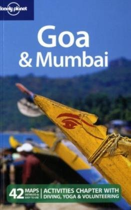 Goa & Mumbai Lonely Planet Guide
