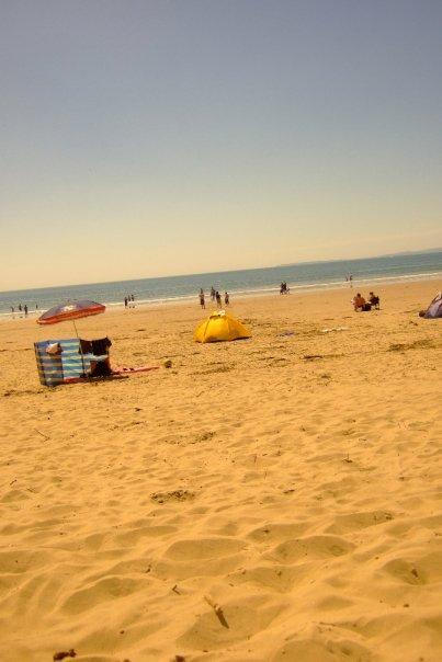 Harloch Beach Wales