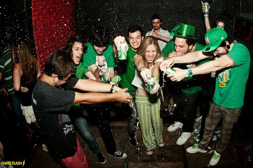 St Patricks Day Irish Celebration Party