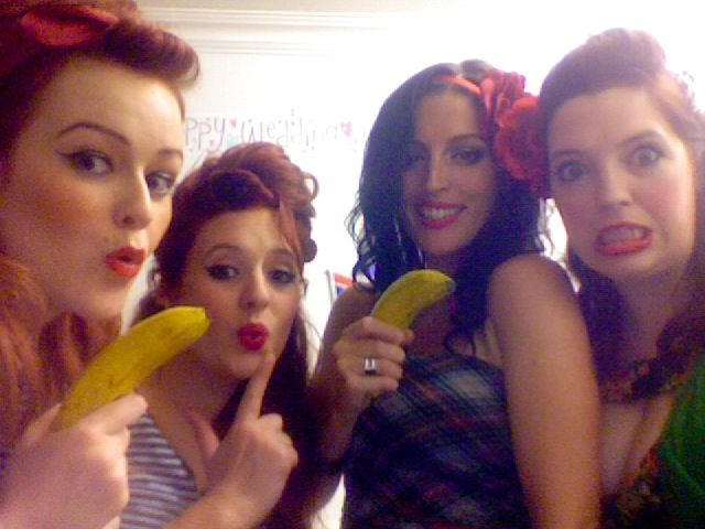 Party Bananas Friday Night TGIF