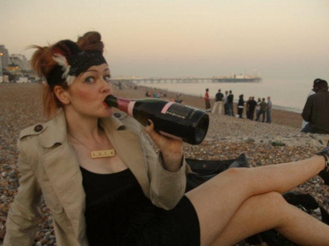 brighton beach champagne