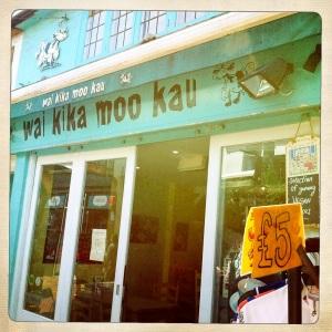 Wai Kika Moo Kau Brighton Veggie Restaurant
