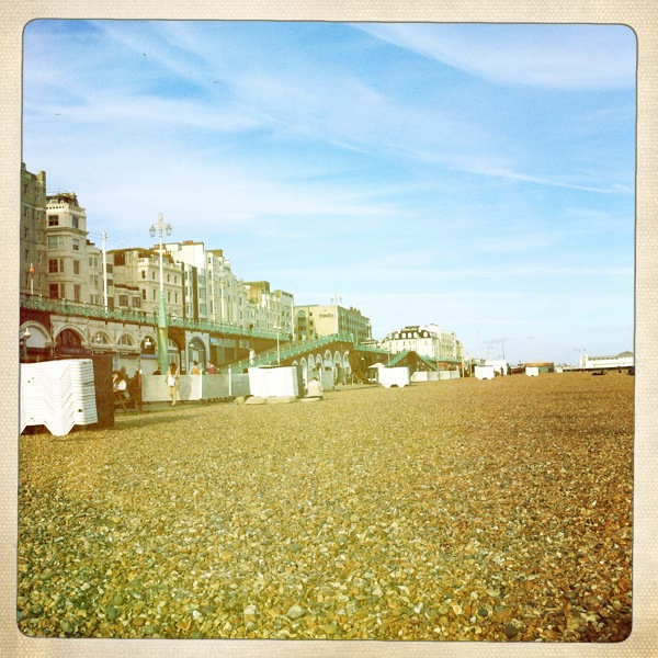 Brighton Beach Hipstamatic