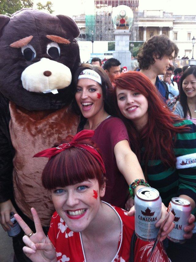 Canada Day London Fun