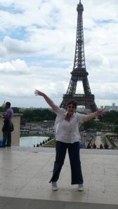 Mamma Mo Eiffel