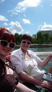 Boat Ride Seine River