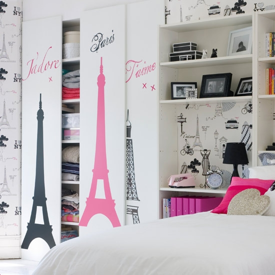 The World In Your Room (inspired Decorating