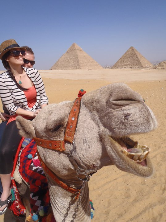TraceyTullyCamelEgypt
