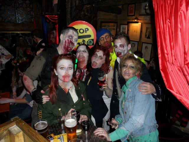 World Zombie Day London Organisers