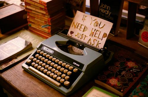 typewriterhelp