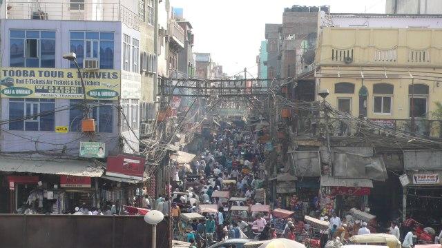Old Delhi Roads