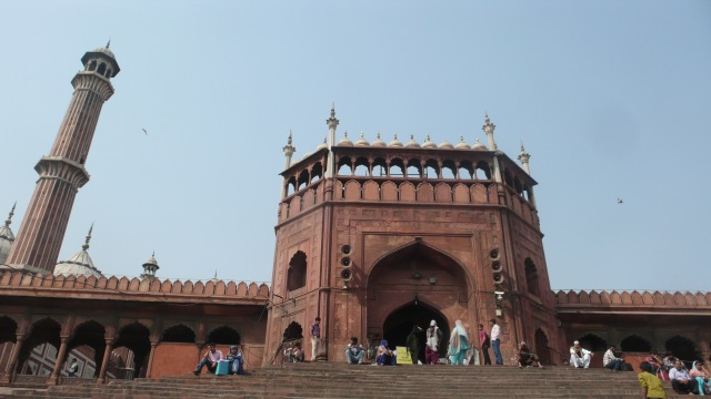 Jami Masjid Delhi