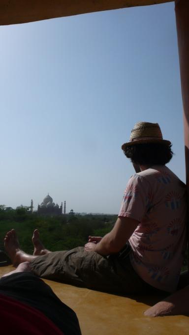 Views from Taj Nature Walk Agra