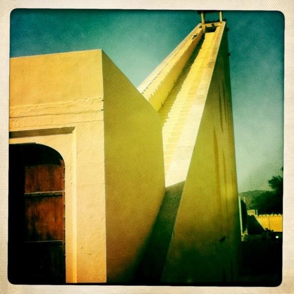 Jantar Mantar Observatory Jaipur