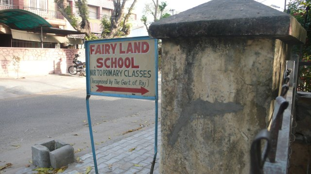 Fairyland School, Bani Park, Jaipur