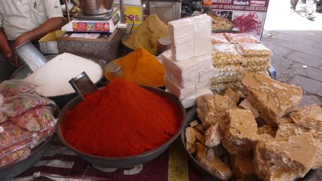 Spice Market in Jodhpur