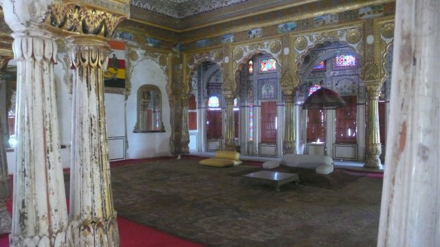 Jodhpur Fort Interior