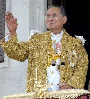 King-Bhumibol-Adulyadej-King of Thailand