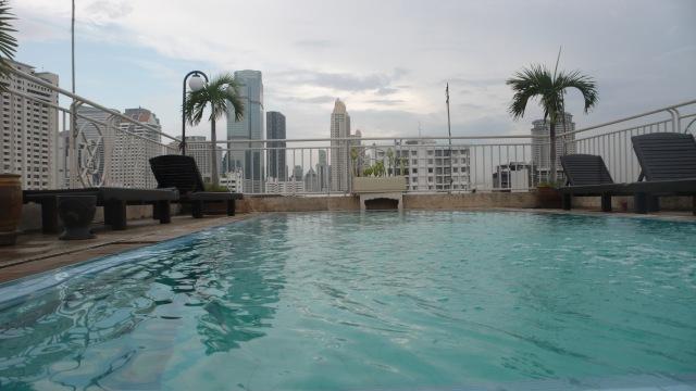 Sathorn Saint View Serviced Apartments Pool Bangkok