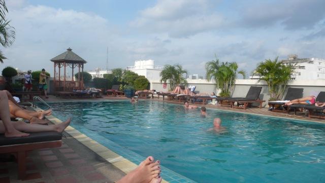 Rambuttri Village Inn & Plaza Pool Bangkok