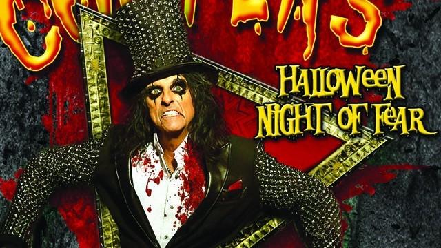 Alice Cooper Halloween Night Of Fear