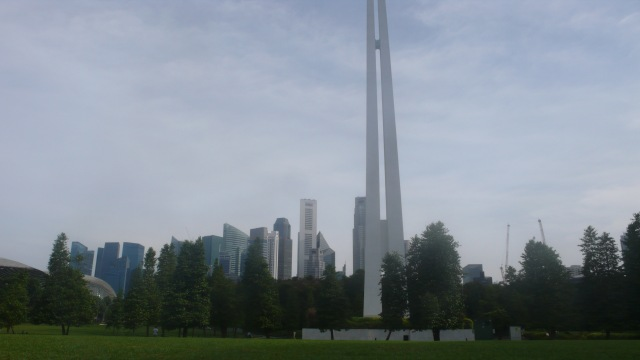 Singapore Skyline War Memorial
