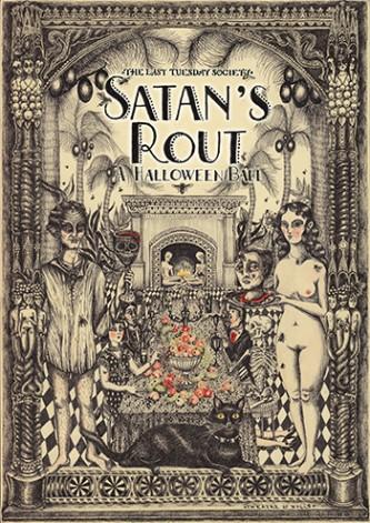 satans-rout last tuesday society halloween