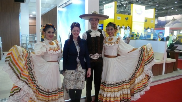 GohemianTravellers at World Travel Market 2012