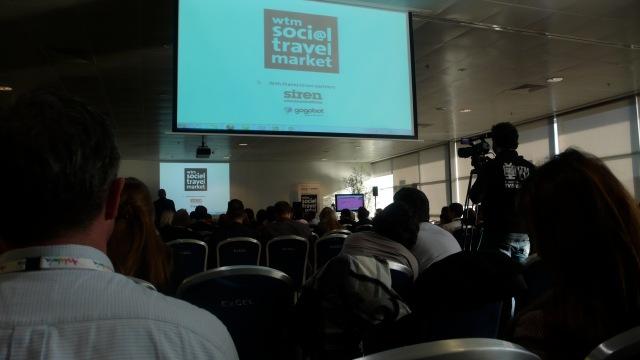 Social Travel Market at WTM 2012