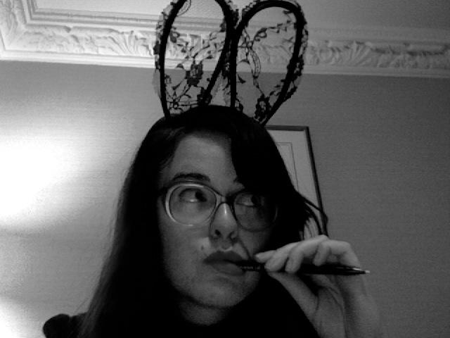 Blogcademy bunny girl