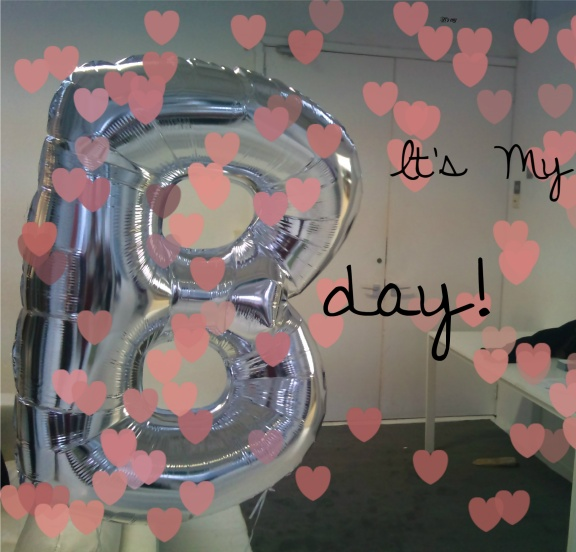 B-Day <3 courtesy of The Blogcademy