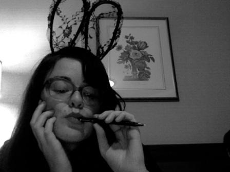 Bunny Blogging